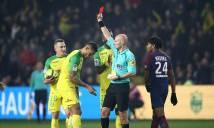 CHÍNH THỨC: Trọng tài ăn thua đủ với cầu thủ ở giải Pháp phải trả giá đắt
