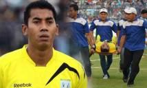 Pogba gửi lời chia buồn đến thủ môn huyền thoại Indonesia vừa qua đời sau va chạm trên sân