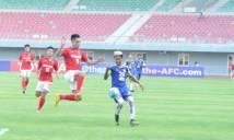 Than Quảng Ninh thắng đậm trong trận chia tay AFC Cup