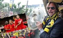 The Kop trên con đường của Dortmund