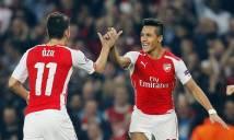 SỐC: Sao Arsenal thừa nhận trốn thế