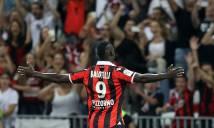 Balotelli vẫn tự tin có thể giành Quả bóng Vàng