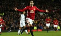 Mourinho khen Mkhitaryan: 'Cậu ấy cảm nhận được tình yêu ở Old Trafford rồi'
