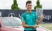 Dominic Thiem đăng quang Stuttgart mở rộng