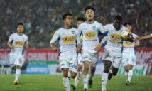 Dàn sao U23 Việt Nam thi nhau tỏa sáng rực rỡ, HAGL đại thắng Than Quảng Ninh