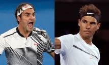 Sợ thua Nadal, Roger Federer rút lui khỏi Roland Garros 2017