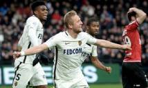 Falcao im tiếng, Monaco nhọc nhằn vượt ải Guingamp