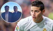 Real sẽ bán James cho Inter?