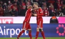Sau vòng 12 Bundesliga: Bayern bay cao; Dortmund xuống vực thẳm