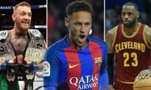 Neymar là sao bóng đá duy nhất lọt top 100 người ảnh hưởng nhất thế giới