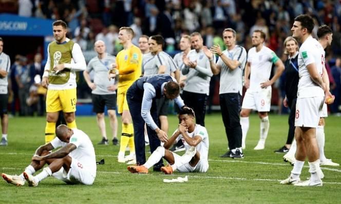 Thua Croatia 1-2, tuyển Anh kéo dài nỗi buồn thất bại ở bán kết hơn 50 năm