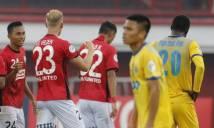 Buông AFC Cup, Thanh Hóa đặt mục tiêu cao cho V-League 2018