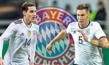 Bayern nhận thêm tin vui trong ngày chiêu mộ thành công 2 sao tuyển Đức