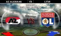 """AZ Alkmaar vs Lyon, 1h00 ngày 17/02: """"Tổ ấm"""" không an toàn"""