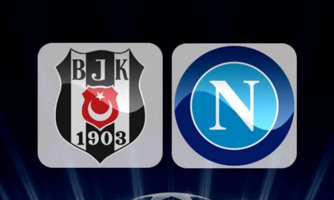 Besiktas vs Napoli, 0h45 ngày 02/10: Chuyến xa nhà đầy bất trắc