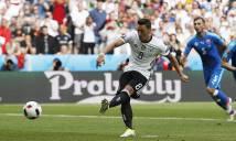 Những con số thú vị loạt trận đêm 26/6: Hụt pen, Ozil phá vỡ kỷ lục của tuyển Đức