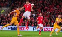 Nhận định Moldova vs Wales 01h45, 06/09 (Vòng loại World Cup 2018 khu vực Châu Âu)