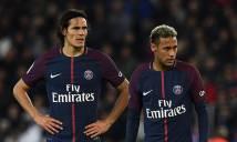 Cavani thừa nhận thất bại trong cuộc chiến penalty với Neymar