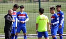 CHÍNH THỨC: U23 Việt Nam chốt danh sách: Phí Minh Long, Văn Khánh bị loại