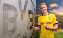 Dortmund tiếc tục có thêm tân binh HOT Julian Brandt