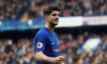 Chelsea nhận tin dữ về tiền đạo Morata