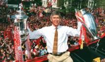 Top 5 khoảnh khắc đáng nhớ của HLV Wenger ở Arsenal