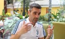 Đại diện Juventus nói gì về việc hỗ trợ Việt Nam đào tạo cầu thủ trẻ?