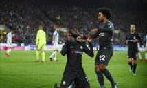 "Thắng dễ Huddersfield, Conte ca ngợi các ""cascadeur"" của Chelsea"