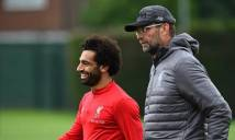 Salah tin Liverpool sẽ giành cú đúp Ngoại hạng Anh và Champions League