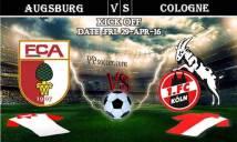 Augsburg vs FC Koln, 01h30 ngày 30/04: Ưu thế từ lịch sử