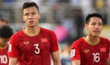 Thua Iran, Việt Nam tụt xuống vị trí thứ 107 trên BXH FIFA