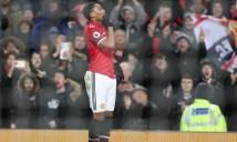 Hé lộ kế hoạch gia hạn hợp đồng với Martial của HLV Mourinho