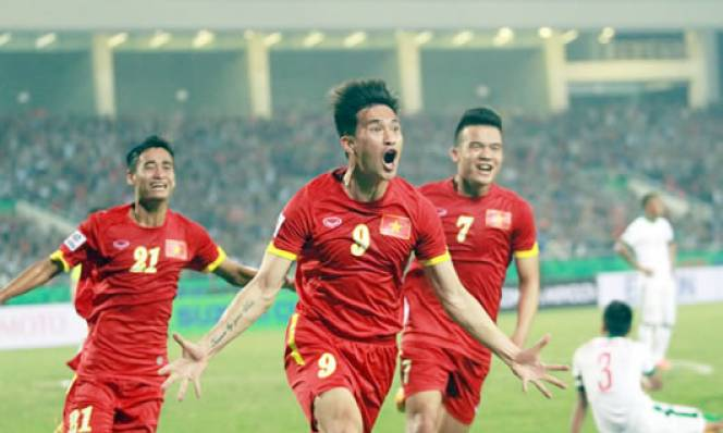 ĐT Việt Nam được đầu tư lớn cho AFF Cup 2016