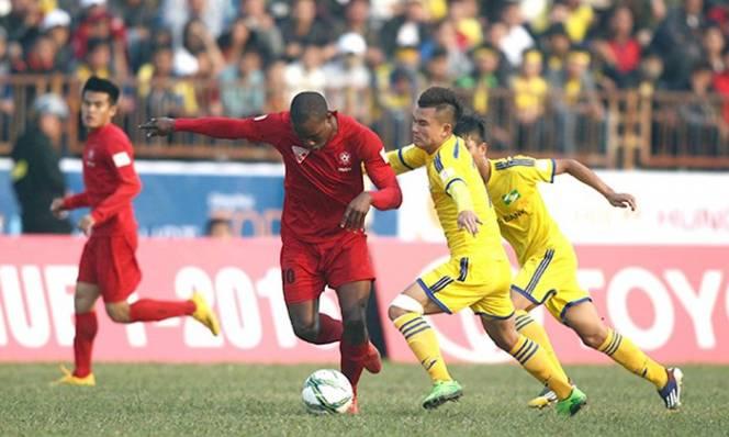 Nhận định SLNA vs Hải Phòng, 17h00 ngày 13/06 (Vòng 13 - V.League 2018)
