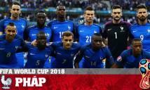 Chân dung ĐT Pháp ở World Cup 2018