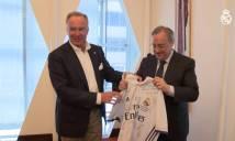 Ông trùm Real Madrid phủ nhận vụ Lewandowski