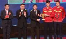 Xuân Vinh, U19 Việt Nam được vinh danh ở Cúp Chiến Thắng 2016