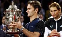 Federer và Nadal hẹn tái đấu tại Basel