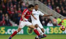Swansea City vs Middlesbrough, 19h30 ngày 02/04: Số phận đưa đẩy