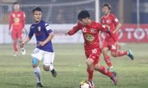 Những thống kê đáng chú ý trước vòng 4 V-League