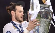 M.U lần thứ 3 theo đuổi Gareth Bale