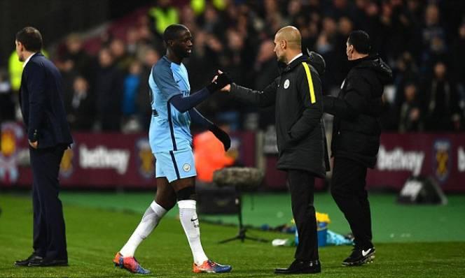 Yaya Toure sắp được 'mở cửa' tại Champions League