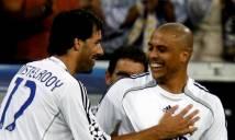 Van Nistelrooy chọn ai là đồng đội vĩ đại nhất