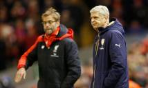 MU và Leicester City quyết định số phận của...Liverpool và Arsenal