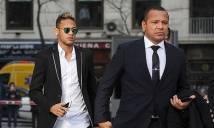 Neymar đã được xóa án trốn thuế
