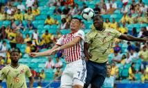 Kết quả Colombia - Paraguay: Sai lầm đáng trách, mừng hụt vì VAR (Copa America)