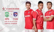 Nhận định XSKT Cần Thơ vs Than Quảng Ninh, 17h00 ngày 6/5 (Vòng 7 V.League 2018)