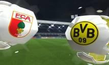 Augsburg vs Dortmund, 23h30 ngày 20/03: Tiếp tục bám đuổi