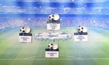 Kết quả bốc thăm bán kết Champions League: Derby Madrid tái lập