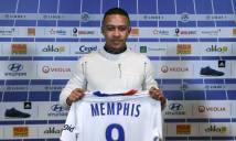 Depay lần đầu ra mắt Lyon trong chiến thắng Marseille
